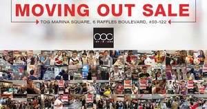 TOG – Toy Or Game: Moving out sale at Marina Square! From 21 – 30 Jul 2017