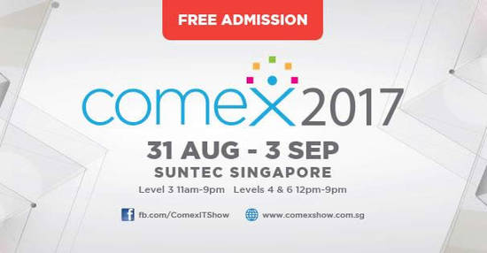 COMEX 2017 feat 24 Aug 2017