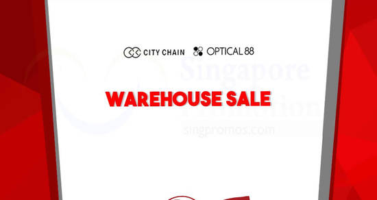City Chains Optical feat 5 Aug 2017