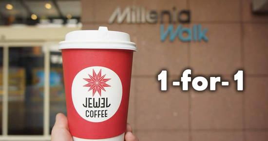 Jewel Coffee Millenia 25 Aug 2017