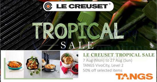 Le Creuset feat 7 Aug 2017