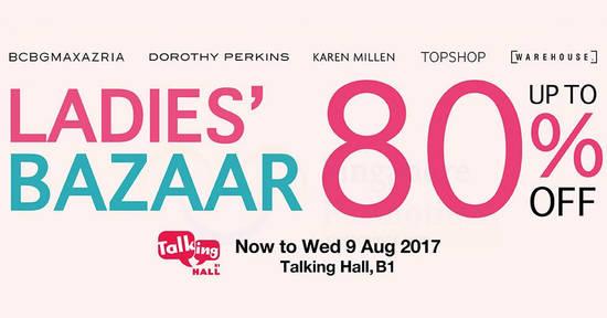 Takashimaya Ladies Bazaar feat 3 Aug 2017
