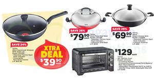 Tefal: Up to 40% off offers at Fairprice from 24 Aug – 6 Sep 2017