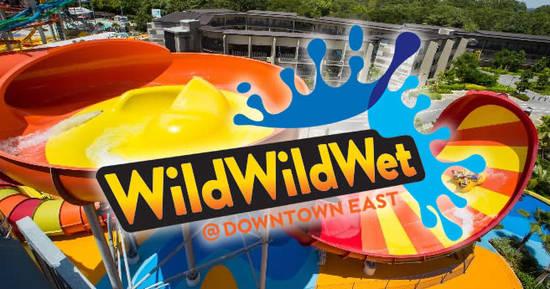 Wild Wild Wet 28 Aug 2017