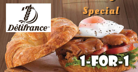 Delifrance feat 7 Sep 2017