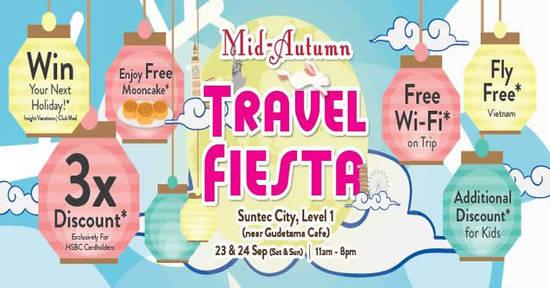 Dynasty Travel fair feat 22 Sep 2017