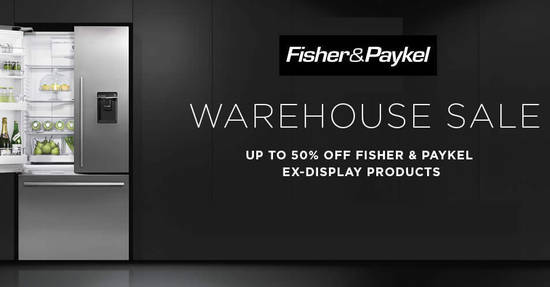 Fisher Paykel feat 9 Sep 2017