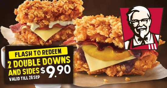 KFC feat 21 Sep 2017