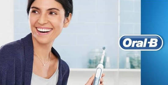 Oral B Smart 6 Electric Rechargeable feat 9 Sep 2017