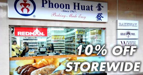 Phoon Huat feat 24 Sep 2017