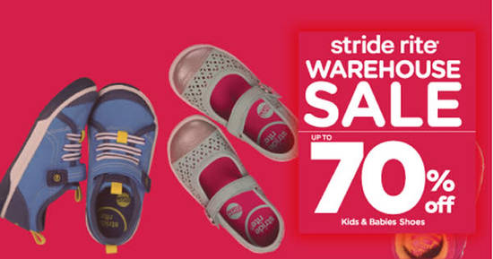 Stride Rite feat 5 Sep 2017
