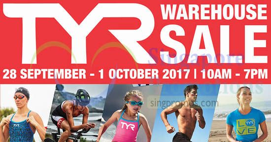 TYRs feat 22 Sep 2017