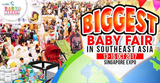 Baby Market Fair feat 10 Oct 2017