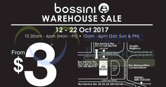 Bossini feat 12 Oct 2017