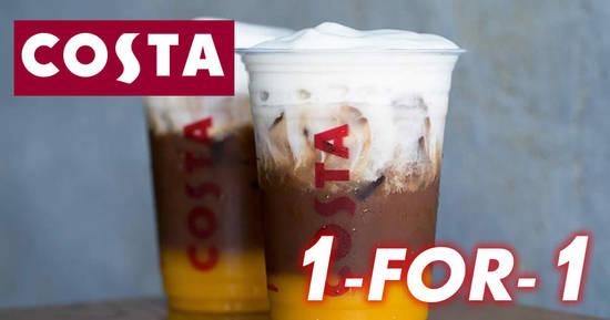 Costa Coffee 24 Oct 2017