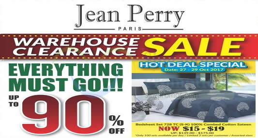 Jean Perry feat 26 Oct 2017