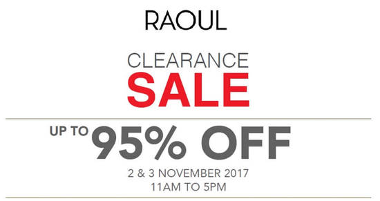 Raoul feat 30 Oct 2017