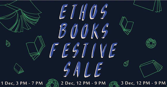 Ethos Books feat 29 Nov 2017