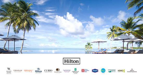 Hilton Hotels 7 Nov 2017