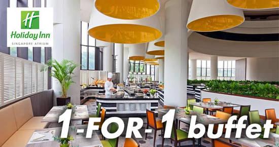 Holiday Inn Singapore 21 Nov 2017