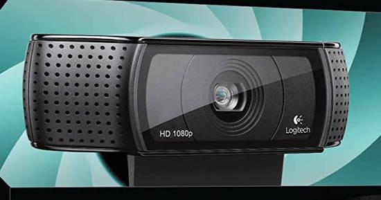Logitech C920 HD Pro USB 1080p feat 23 Nov 2017
