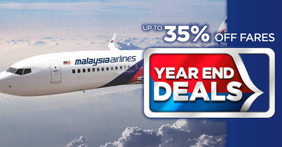 Malaysia Airlines feat 6 Nov 2017