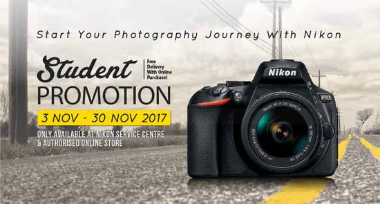 Nikon digital cameras feat 5 Nov 2017