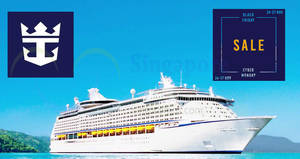 Royal Caribbean: Fr $297 Black Friday x Cyber Monday sale! Book from 24 – 27 Nov 2017