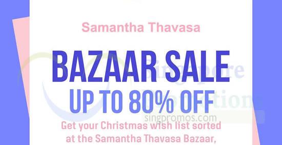 Samantha Thavasa feat 28 Nov 2017