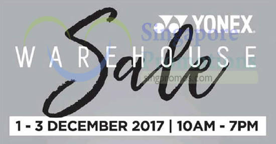 Yonex Up to feat 29 Nov 2017
