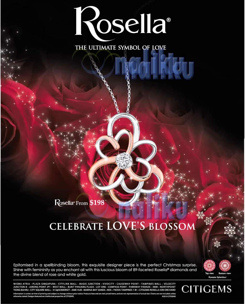 Rosella Ultimate Symbol Of Love