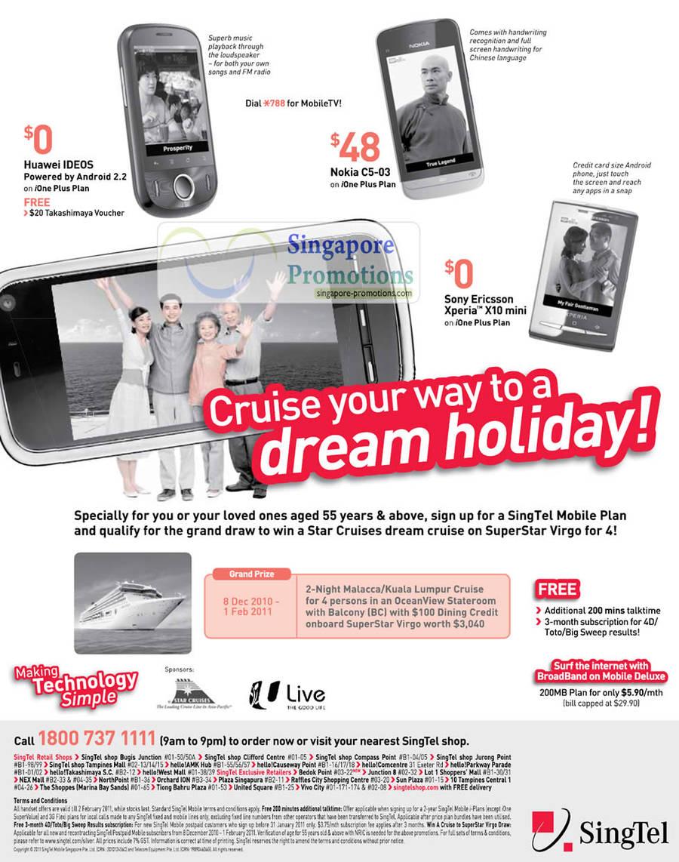 Singtel Mobile 28 Jan 2011