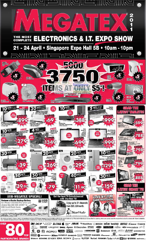 22 Apr 3750 Items At 5 Dollar, Limited Deals