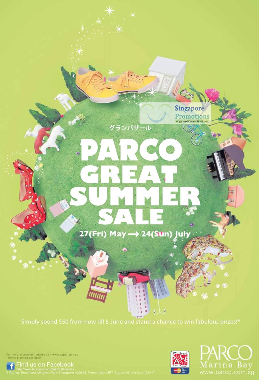 Parco 27 May 2011
