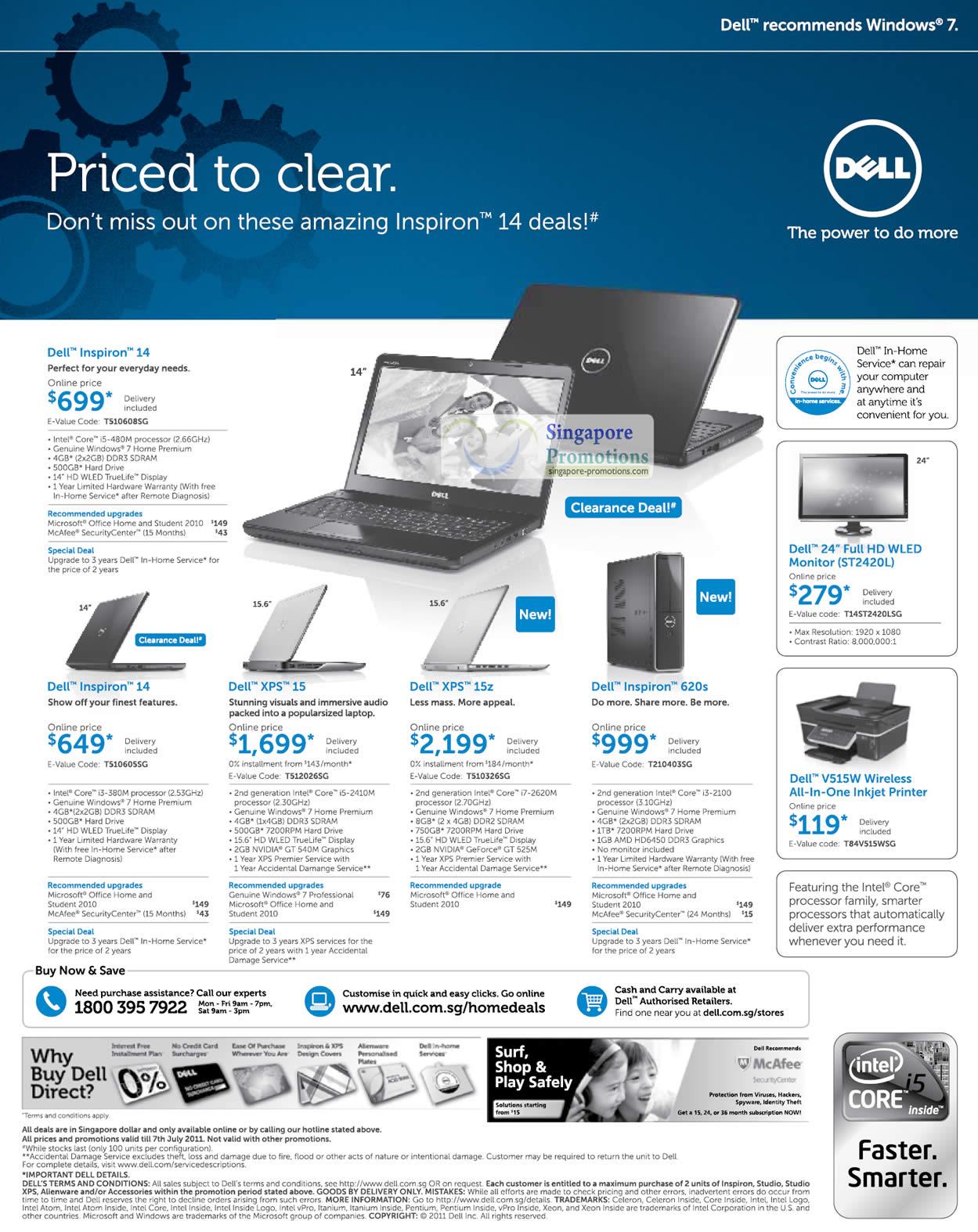 Dell 27 Jun 2011
