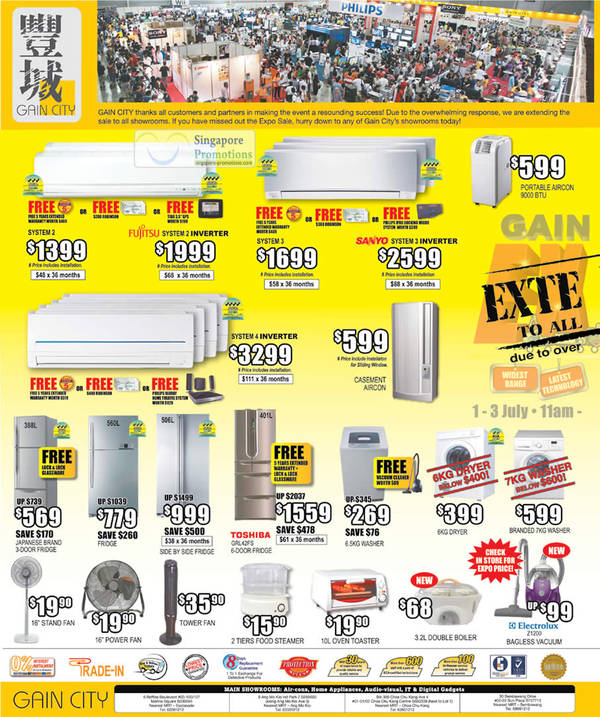 Page 8 187 Gain City Expo Apr 2018 Singpromos Com