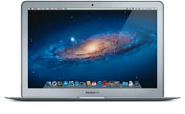 Macbook Air (Courtesy of Apple)