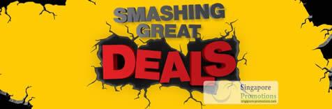 Smashing Great Deals