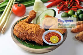 Featured image for LIMITED OFFER: Waroeng Penyet 50% Off Ayam Penyet Meal Sets 31 Aug 2011