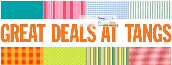 Great Deals At Tangs