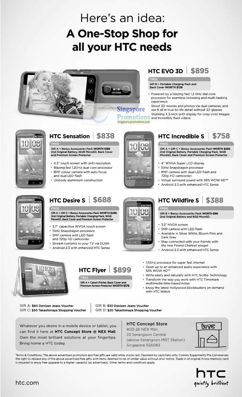 HTC 24 Sep 2011