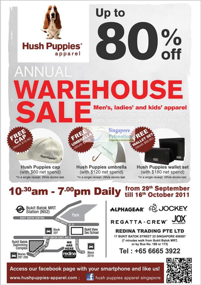 Hush Puppies 29 Sep 2011