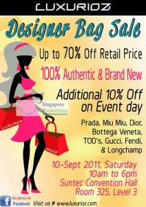 Luxurioz Branded Handbags Sale Up To 70% Off   Suntec 10 Sep 2011. List of  Dior Bags ... dc7c27fe1a267