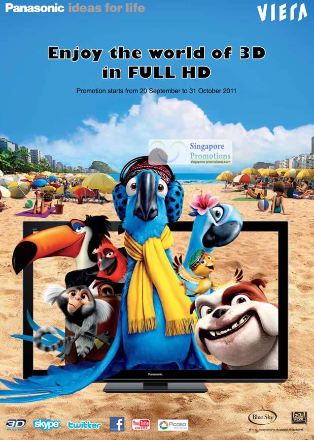 World of 3D, in Full HD