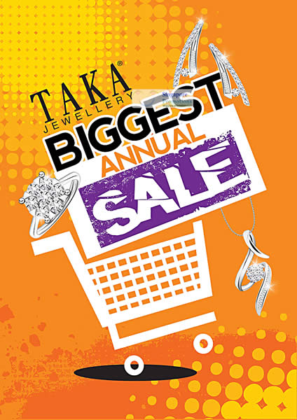 Biggest Annual Sale