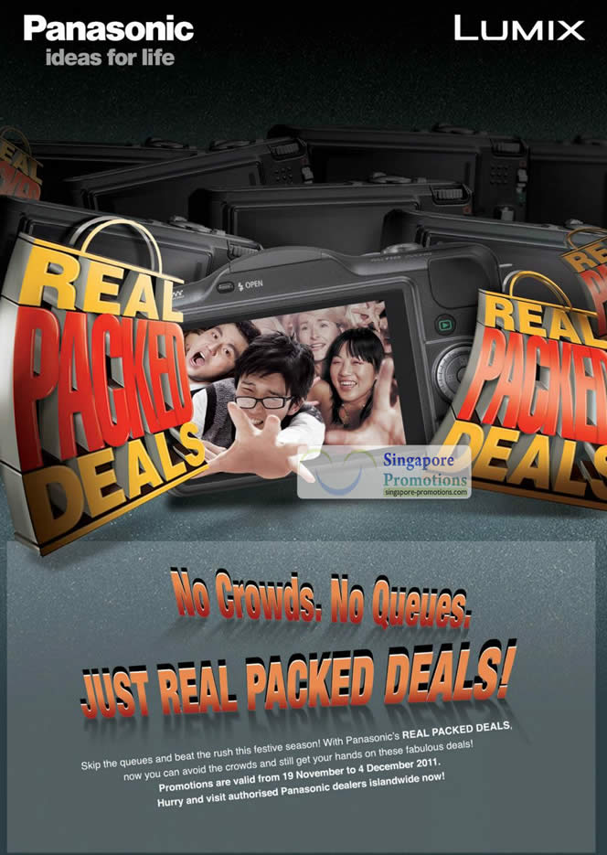 Digital Cameras and Video Camcorders Real Packed Deals