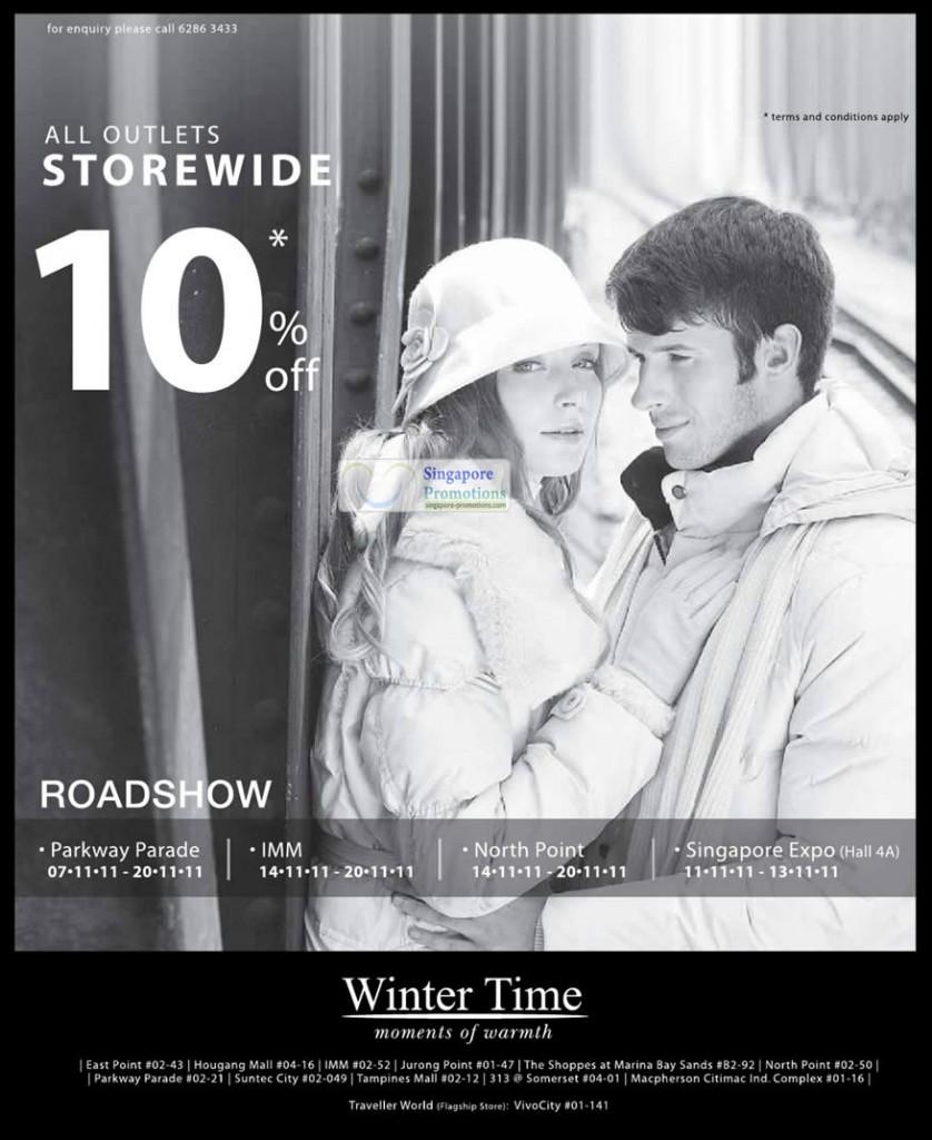Winter Time 12 Nov 2011