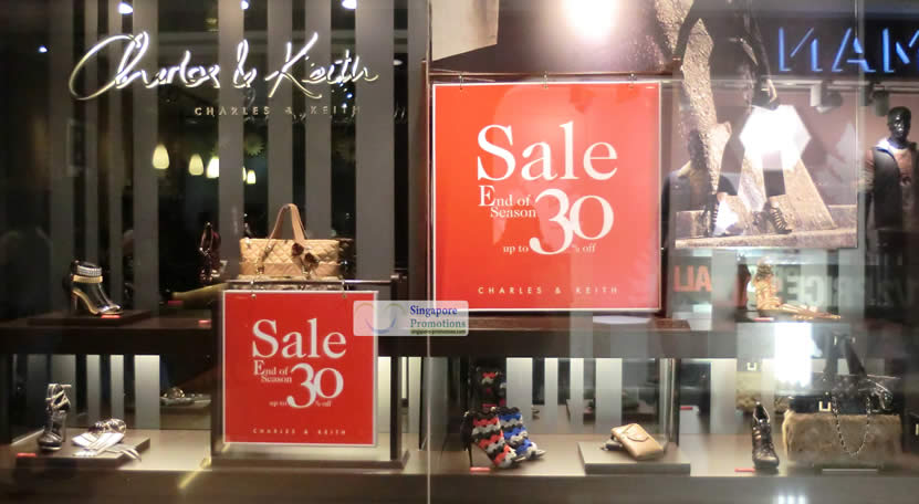 Shopfront Up To 30 Percent Off Sale