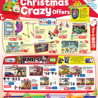 Toys R Us Singapore Christmas Crazy Offers 1 27 Dec 2011
