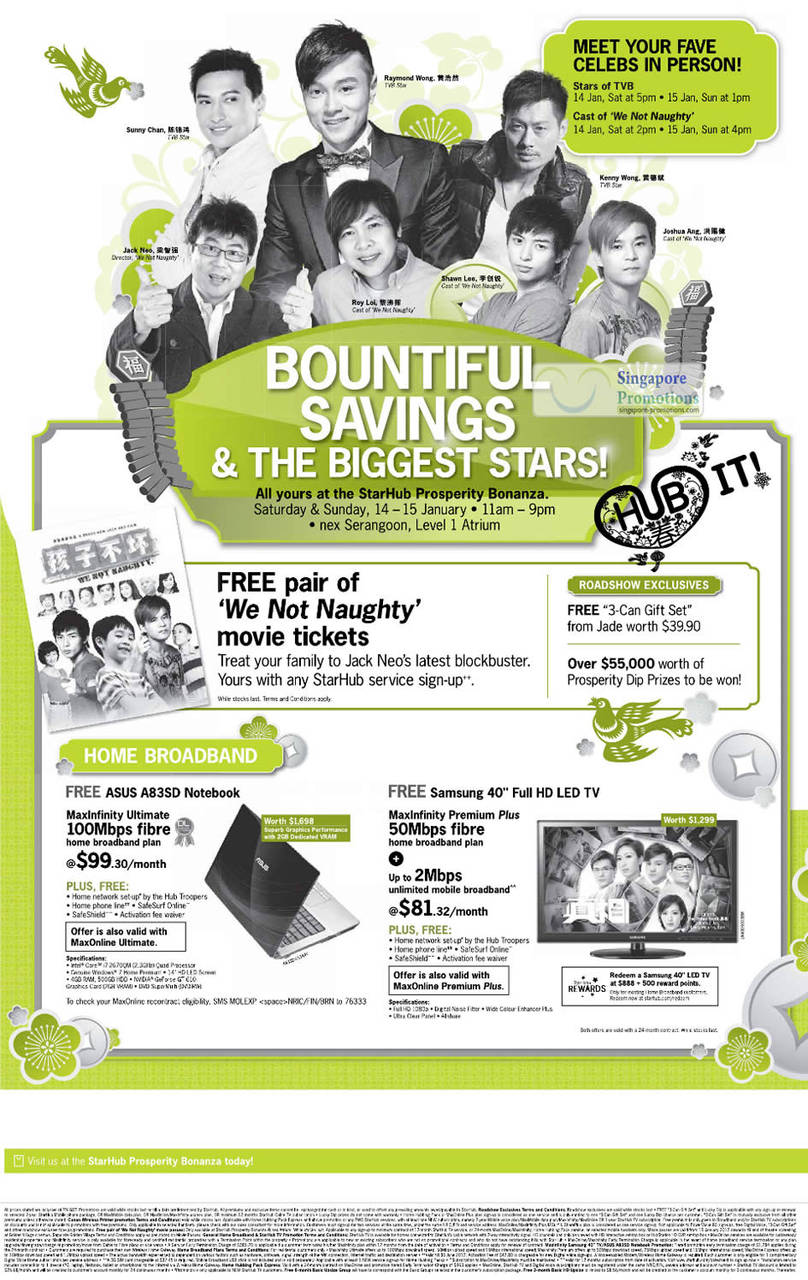 Home Broadband ASUS A83SD Notebook, MaxInfinity Ultimate, MaxInfinity Premium Plus
